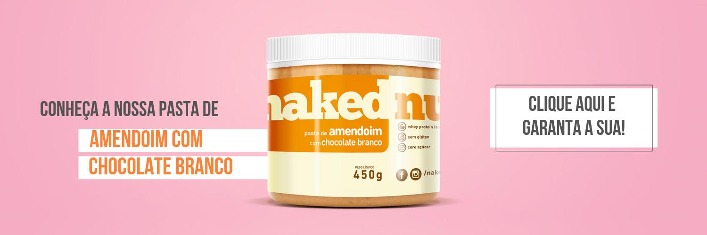 Experimente as receitas com pasta de amendoim com chocolate branco