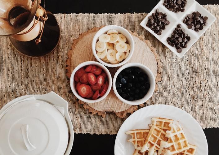 10 alimentos para um café da manhã saudável