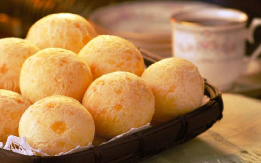 10 Receitas Deliciosas de Pão de Queijo Fit
