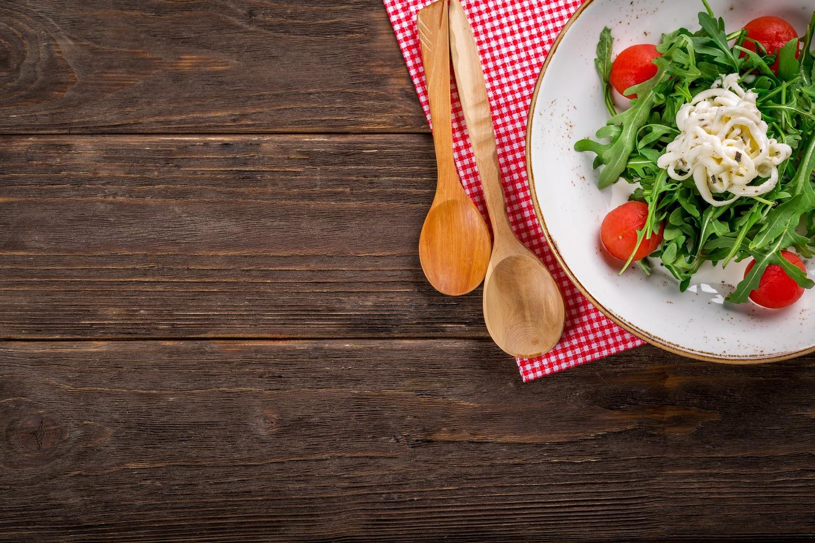 prato de alimentos saudaveis