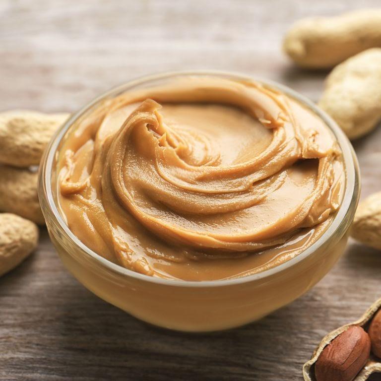 pasta de amendoim para musculação