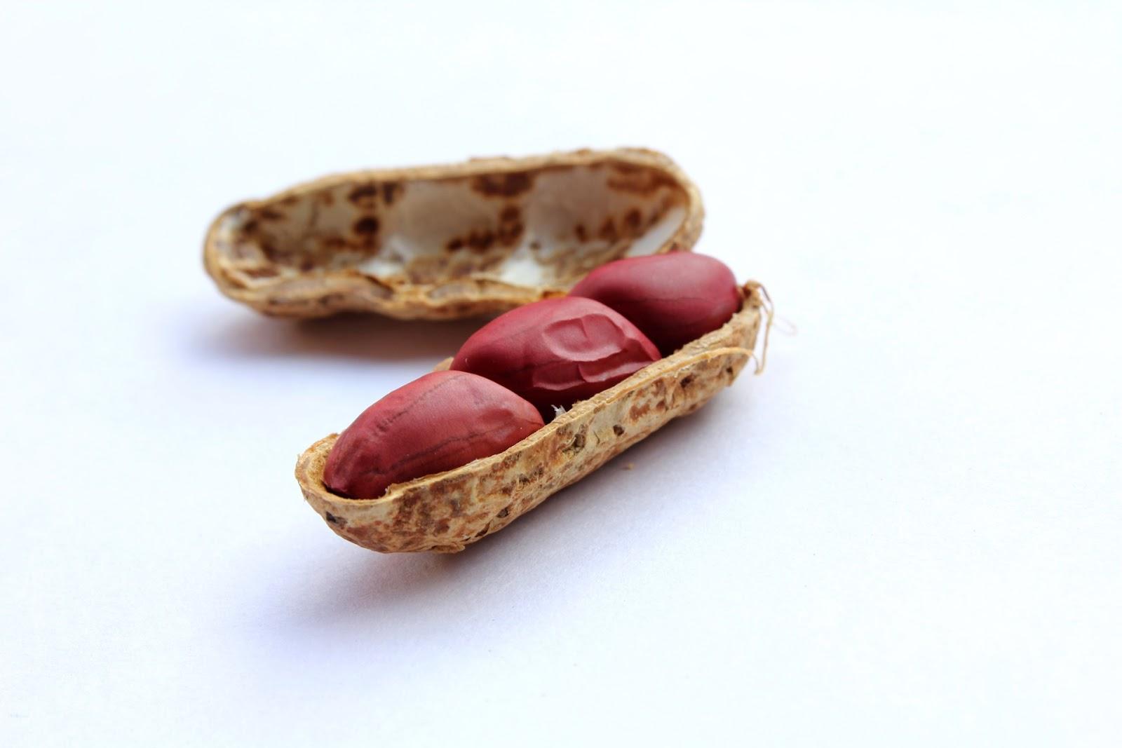 amendoim faz mal