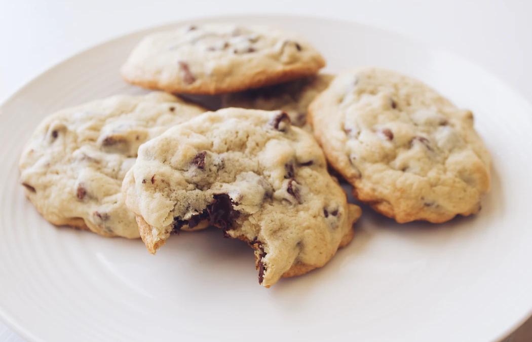 Como Fazer Cookie de Pasta de Amendoim (Receita Fácil)