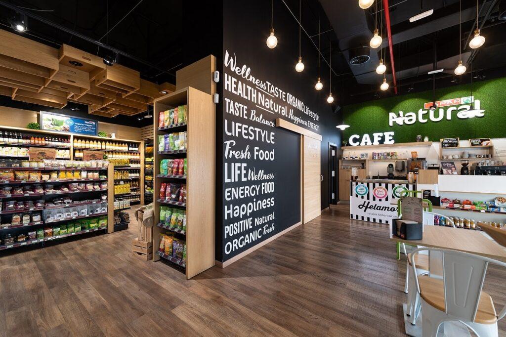 crescimento do mercado de produtos naturais no Brasil