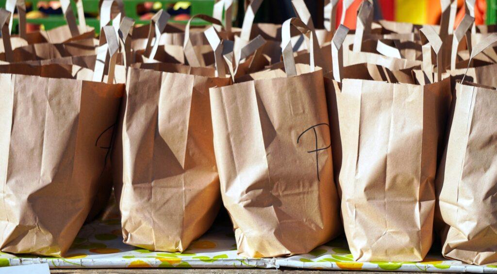 embalagens ecologicas para alimentos