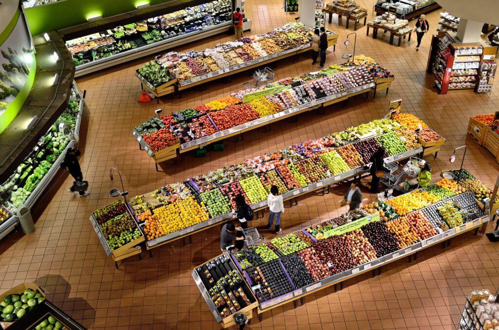 caracteristicas do setor supermercadista