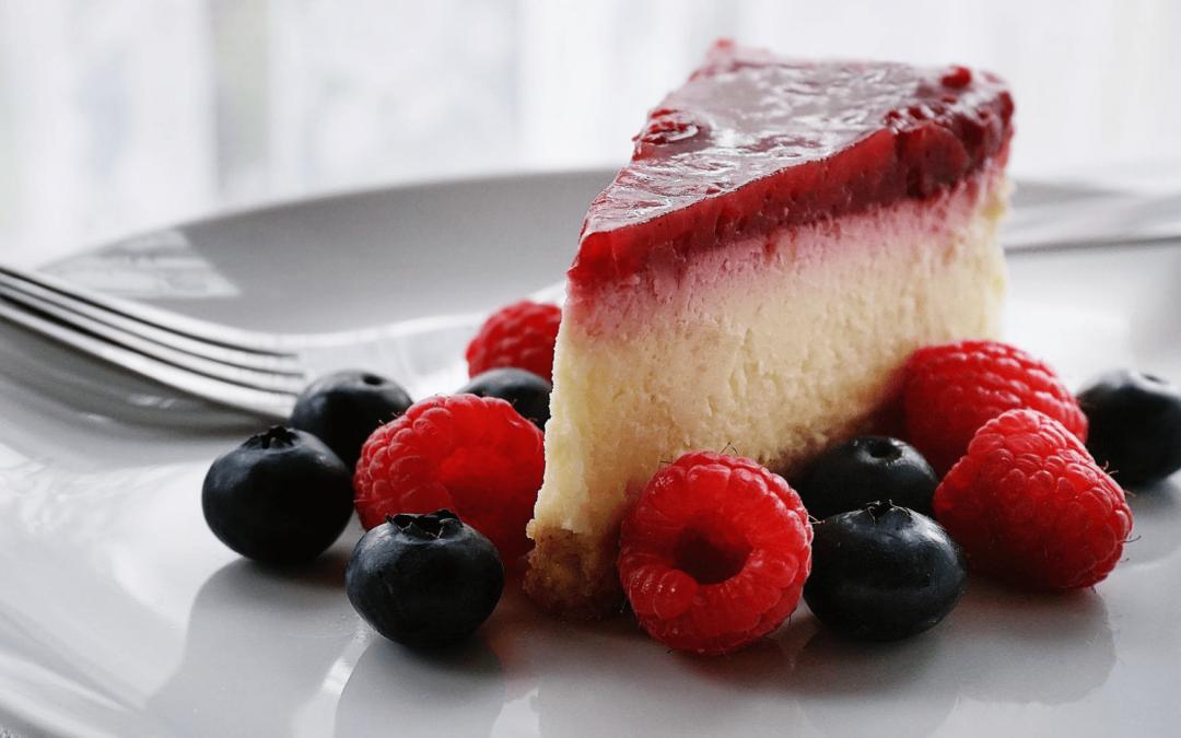 Cheesecake Frutas Vermelhas: 3 Receitas Simples e Deliciosas