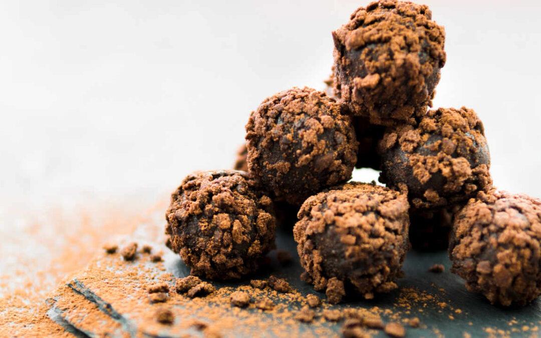 Bombom Fit com Pasta de Amendoim: 4 Receitas Irresistíveis para Fazer