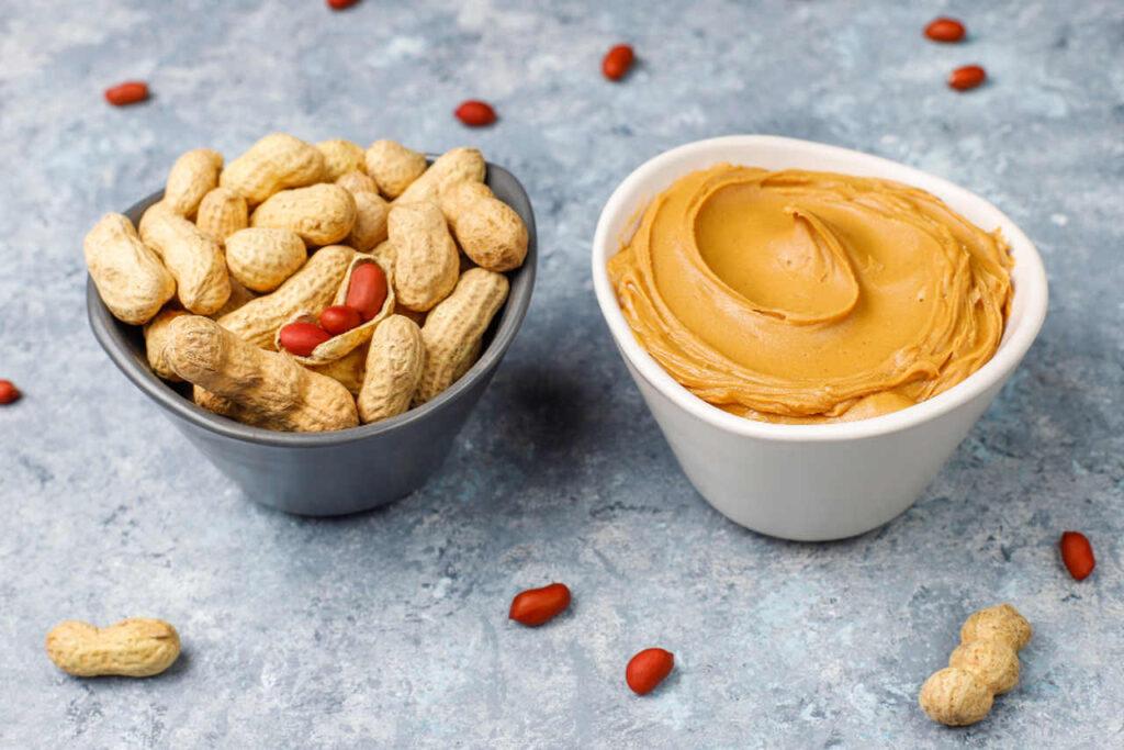lista de produtos naturais mais vendidos pasta de amendoim