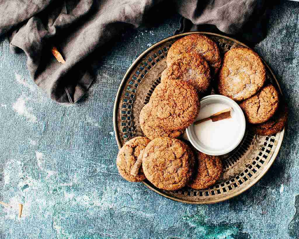 sobremesa com castanha do pará cookies