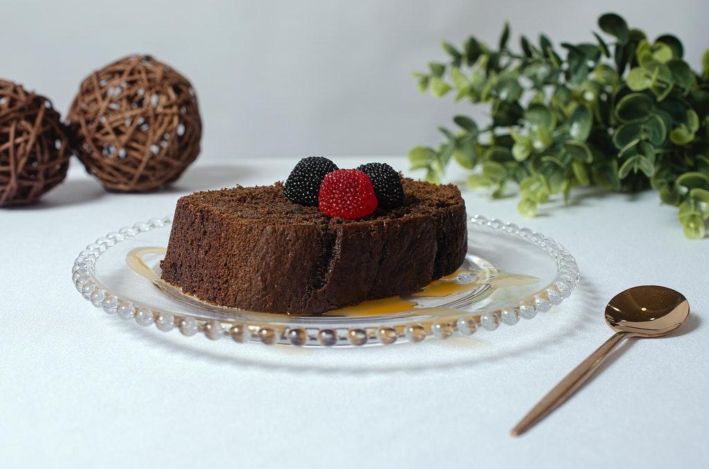 bolo de chocolate zero lactose de liquidificador
