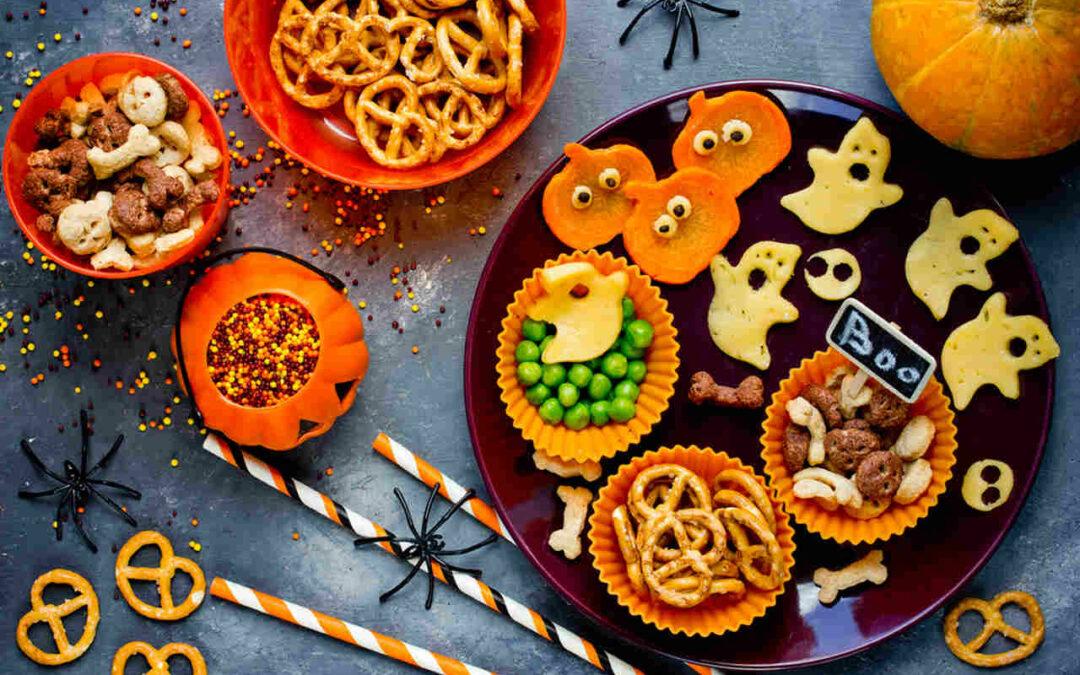 Receitas de Halloween:  5 receitas assustadoras e deliciosas